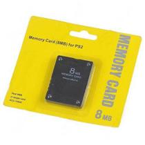 Memory Card PS2 8MB Padrao - Sony