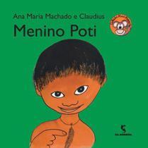 Menino Poti - Editora Salamandra -