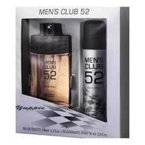 Mens Club Original Estojo Colônia 100ml + Desodorante Spray 90ml