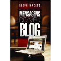 Mensagens do meu blog - Unipro -