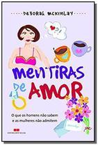 Mentiras de amor - Best seller -