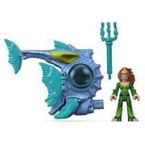Mera Submarino de Batalha Imaginext - Fisher-Price FMX73 - Mattel
