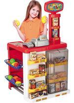 Mercadinho Infantil Caixa Registradora Magic Market - 8048 - Magic Toys