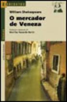 Mercador de veneza, o - coleçao reencontro literatura - Scipione