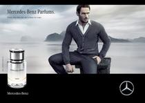 Mercedes-benz masculino eau de toilette 25ml -