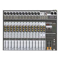 Mesa analogica 16 entradas AUX FX MP3 Soundcraft SX1602FX -