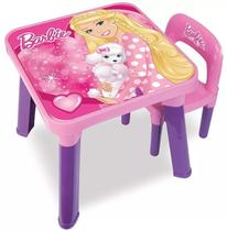 Mesa com cadeira barbie - Fun