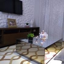 Mesa de Centro Espelhada - Casa Bonita