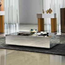 Mesa de Centro Espelhada Ibiza Siena Móveis Espelhada -