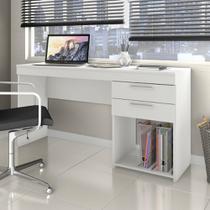 Mesa de Escritório Office 2 Gavetas Notável Móveis -
