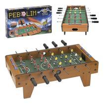 Mesa De Pebolim  Totó Futebol De Mesa 70cm - Art Game -