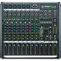 Mesa de Som 12 Canais PROFX12 V2 com Efeitos e Interface USB - Mackie -