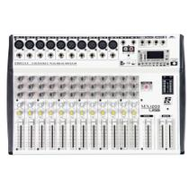 Mesa De Som 12 canais STANER MX 1203 USB -