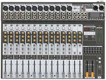 Mesa de som 16 canais soundcraft sx1602fx-usb -
