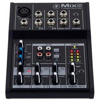 Mesa De Som 5 Canais MIX-5 Mackie -