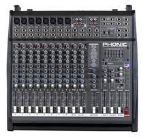 Mesa De Som Amplificada PowerPod 1860 Phonic -