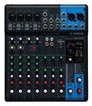 Mesa De Som Analogica 10 Canais Mg10xu Yamaha -