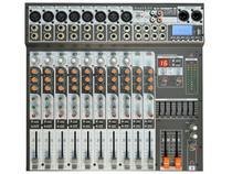 Mesa de Som Analógica 12 Canais Soundcraft SX1202FX-USB com Efeito -