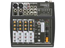 Mesa de Som Analógica 6 Canais Soundcraft SX602FX-USB com Efeito -