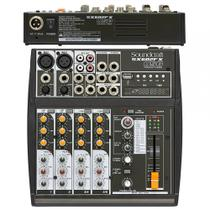 Mesa De Som Analógica Soundcraft SX602FX USB -