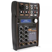 Mesa De Som Automotivo Expert Mx Player Bluetooth Usb Mixer -