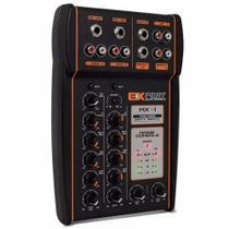 Mesa De Som Automotivo Expert Mx1 12v Stereo -