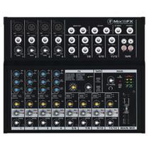 Mesa de Som Compacta 12 Canais MIX-12 FX - MACKIE -
