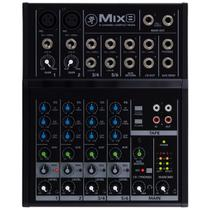 Mesa De Som Compacta 8 Canais Mix 8 Mackie -