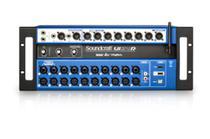 Mesa de Som Digital 24 Canais Soundcraft UI24R -
