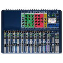 Mesa de Som Digital Si Expression 2 Soundcraft 24 Canais -