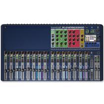 Mesa de Som Digital Si Expression 3 Soundcraft 32 Canais -