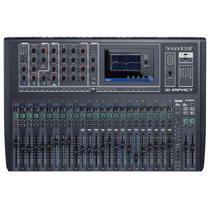 Mesa de Som Digital Si Impact Soundcraft 32 Canais -