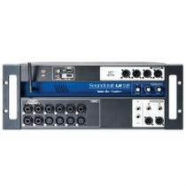 Mesa De Som Digital Wireless 16 Canais UI-16 Soundcraft -