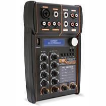 Mesa de som Expert Electronics MX Player Bluetooth 2 Canais 4 Bandas -