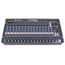 Mesa de Som LL Áudio S1602D - Ll Audio