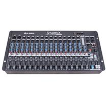 Mesa de Som LL Áudio S1602D -