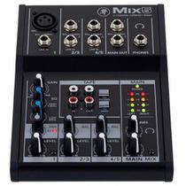 Mesa de Som Mackie MIX5 5 Canais -