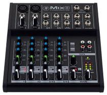 Mesa de Som Mackie MIX8 8 Canais -