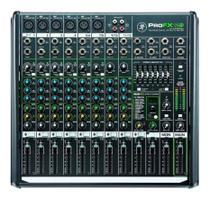 Mesa De Som Mackie Profx12v2 12 Canais Mixer Profx12 V2 -