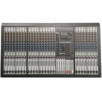 Mesa de Som Mixer 32 CANAIS SX3204FX SLENIUM Soundcraft -
