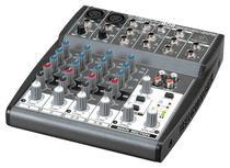 Mesa de Som Mixer Behringer 8 Canais Xenyx 802 110V -