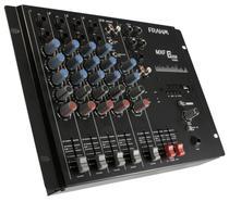 Mesa de Som MXF 6 USB Frahm -
