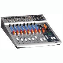 Mesa de Som Peavey PV10 USB 6 XLR -
