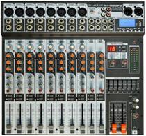 Mesa de Som Soundcraft 12 Canais USB SX1202FX -
