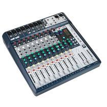 Mesa De Som Soundcraft Signature 12 Usb Canais C/ Efeitos -