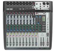 Mesa De Som Soundcraft Signature 12mtk 12 Canais -