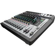 Mesa de som Soundcraft Signature 12MTK multi-track12 canais Preto -