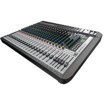 Mesa de som Soundcraft Signature 22 MTK multi-track 22 canais Preto -