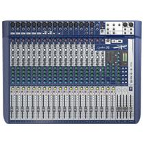 Mesa de Som Soundcraft Signature 22 -