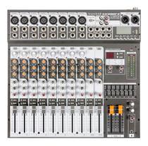 Mesa de Som Soundcraft Sx1202fx Usb Com Efeitos E Usb -